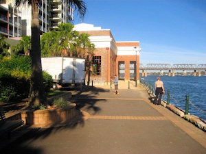 Balmain removals - Drummoyne limited access job