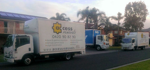 Removalist - Sydney to Wollongong