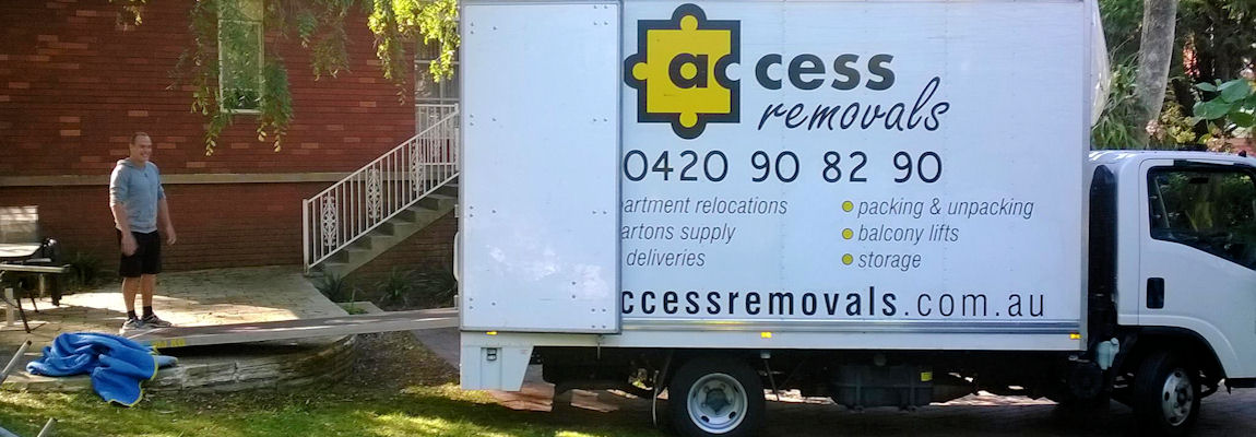 3 or 4 bedroom home removals...