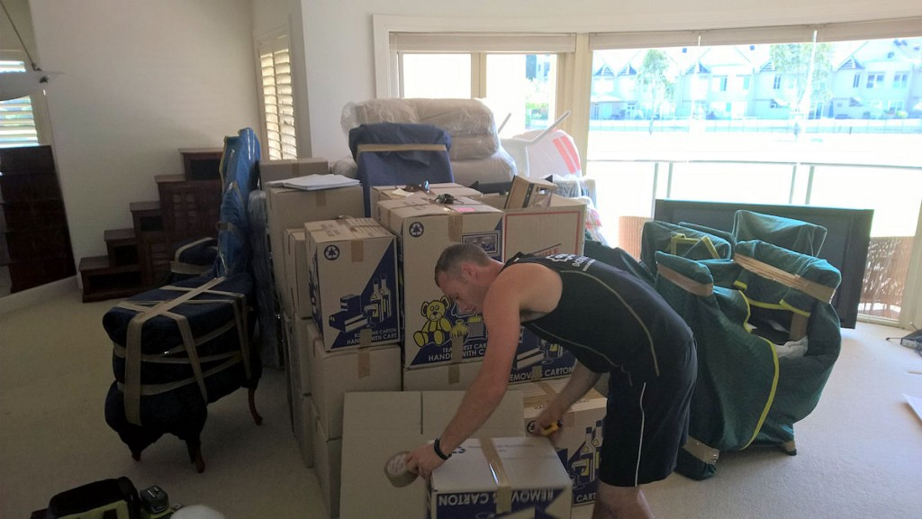 Packers and movers Sydney